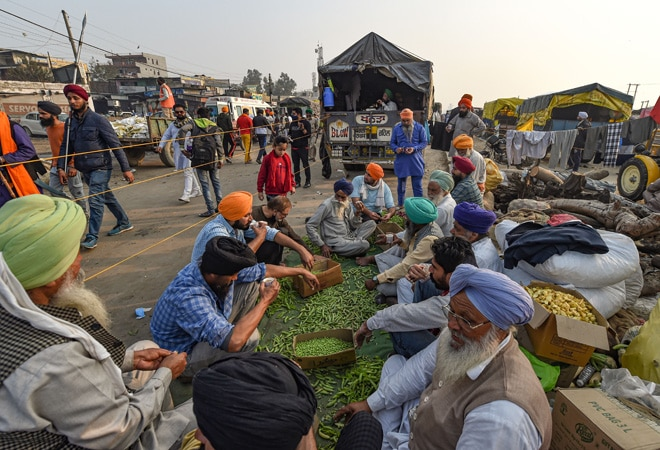 Farmers' protest: AAP to install Wi-Fi hotspots at Singhu border