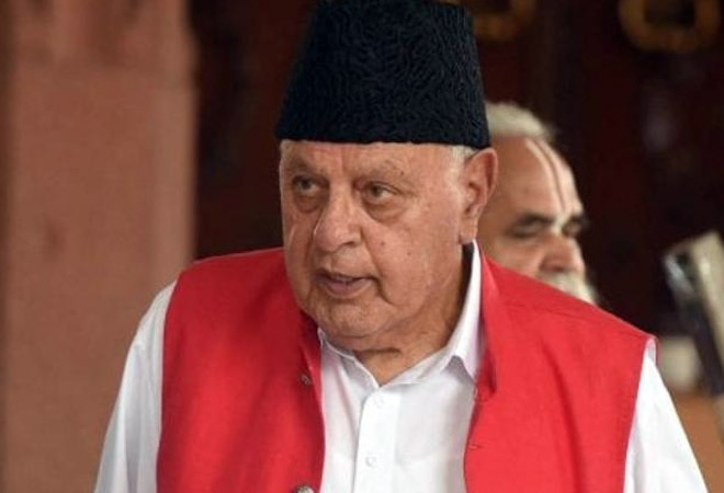 JKCA money laundering case: ED attaches Rs 12 crore assets of Farooq Abdullah, others