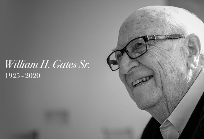 'Will miss my dad every day': Bill Gates Sr, father of Microsoft co-founder, dies at 94