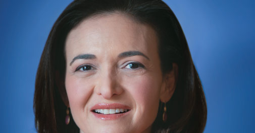 Why Facebook COO continues her love affair with India