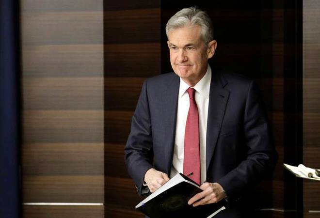 US Federal Reserve keeps rates on hold, points to 'favourable' economic outlook next year