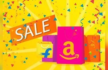 Buoyant response to Amazon, Flipkart's festive season sales beats slowdown blues