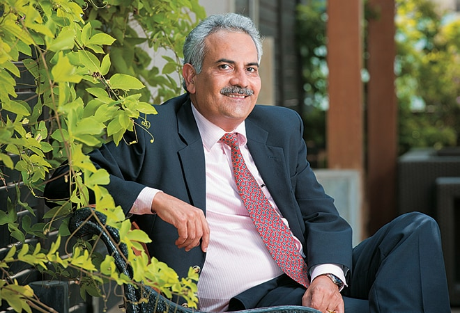 Sandeep Batra, Director (Finance), Pidilite Industries.