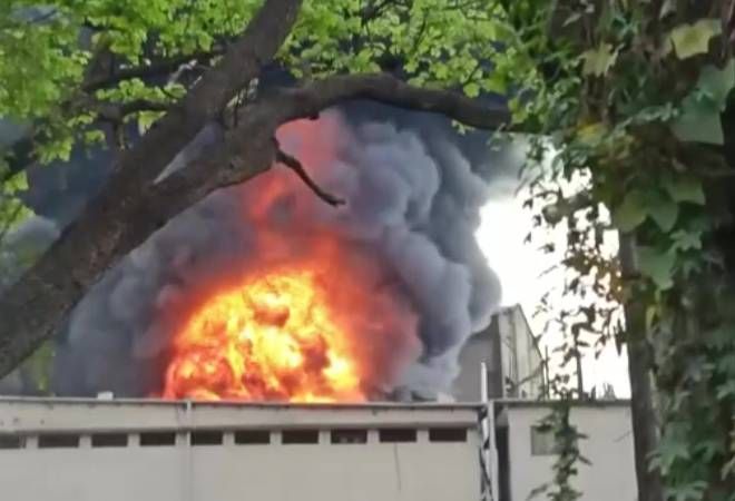 BREAKING: Fire breaks out at chemical factory in Mumbai