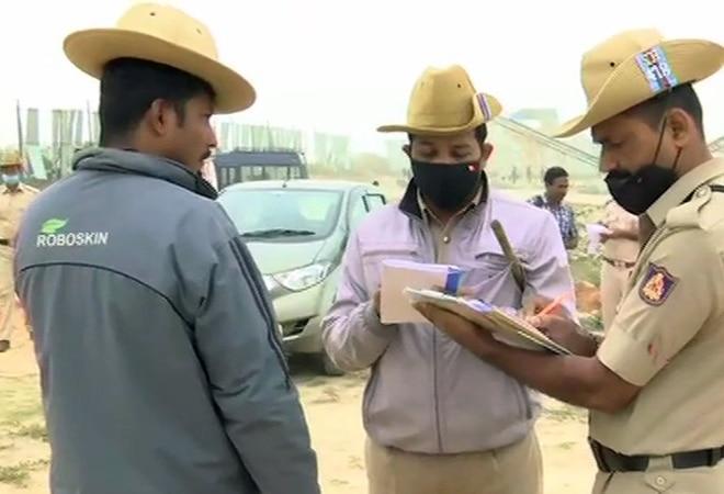 Shivamogga explosion: 8 dead after dynamite blast at crusher site in Karnataka Shivamogga explosion: 8 dead after dynamite blast at crusher site in Karnataka