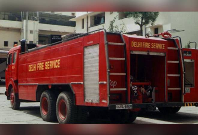 Fire breaks out at Vikas Bhawan in Delhi; fire-fighting operations underway