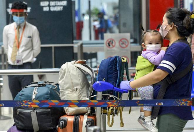Air travel norms eased for people cured of coronavirus