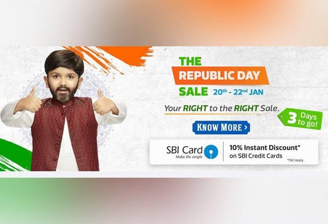 Flipkart Republic Day Sale to begin on Jan 20; check deals on smartphones, TVs, laptops, more