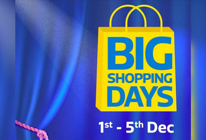Flipkart Big Shopping Days sale: Over Rs 35,000 discount on phones; check other deals and offers