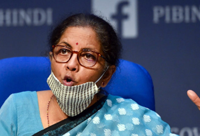 'Party can announce what it wants to do when it comes to power': Sitharaman on free-vaccine row