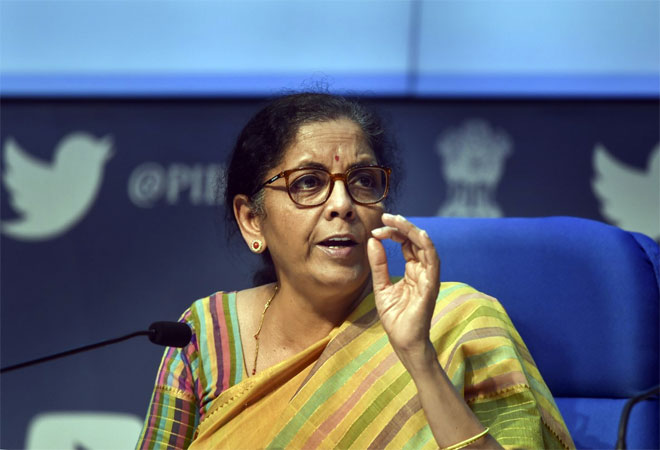 FM Nirmala Sitharaman to table development finance institution bill in Lok Sabha today