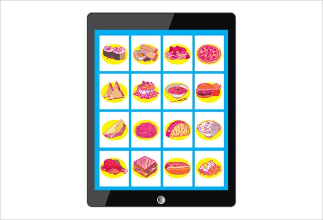Food-based social networks are flavour of the moment