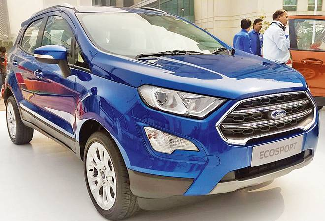 Ford Recalls 4397 Ecosport Over Faulty Steering Control