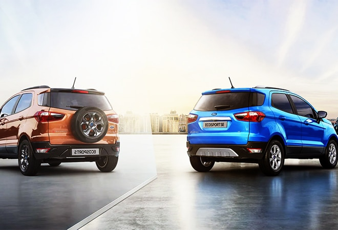 Ford India launches new variant EcoSport SE at Rs 10.99 lakh