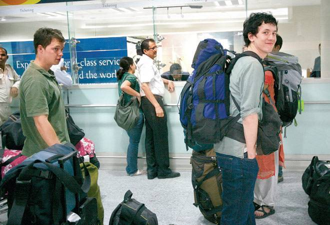 What is pegging back tourism in India?