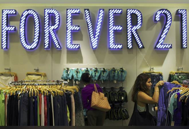 Forever 21 prepares for potential bankruptcy filing: report