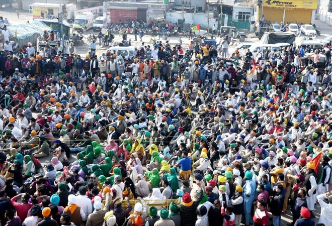 Ahead of December 3 talks, farmers demand special parliamentary session to repeal farm laws