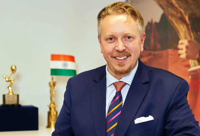 BT MindRush 2021: Innovation, empathy mantras for 2021, says Oriflame's Frederic Widell