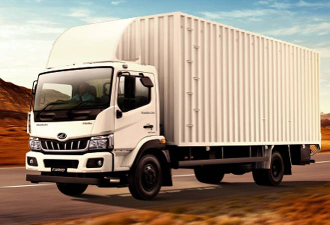 Mahindra launches FURIO truck for Rs 17.45 lakh