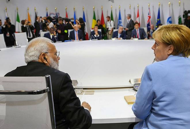 G7 Summit 2019: PM highlights India's efforts to use digital tech to fight social inequalities