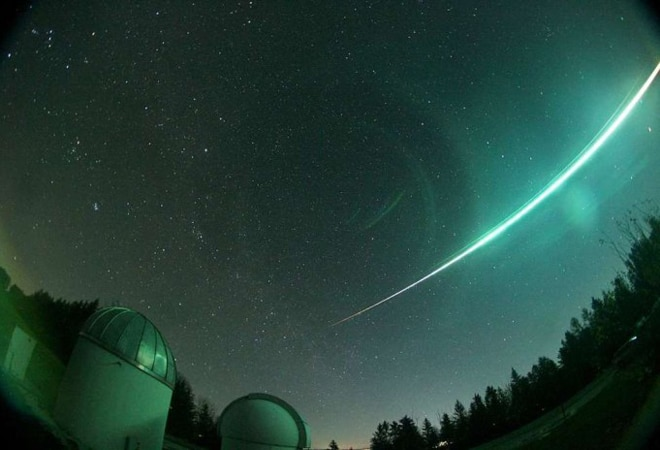 Mysterious fireball spotted over Germany; here's what we know so far