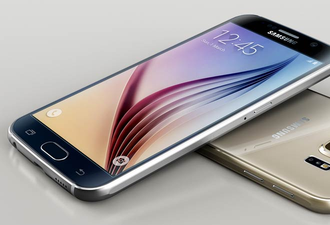 Samsung Galaxy S6 is a top-of-the line Android phone