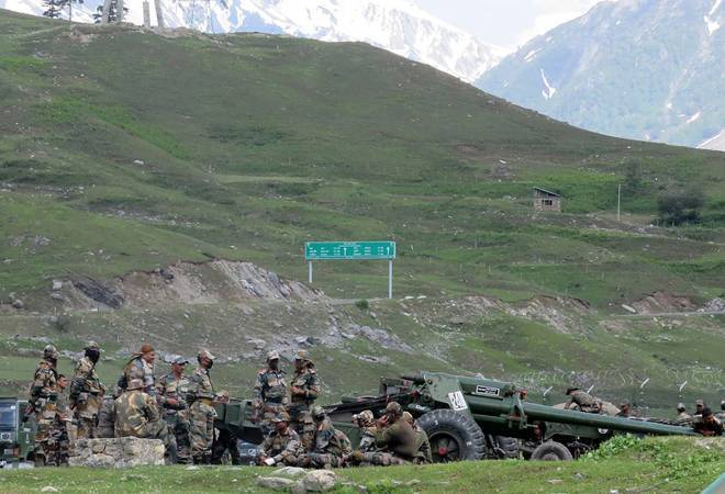 Chinese soldier captured by security forces in Ladakh