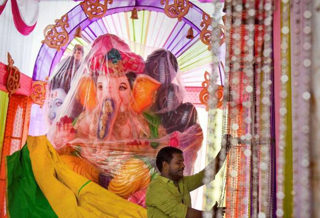 Coronavirus: BMC restricts gatherings for domestic Ganpati festival; only 5 people allowed