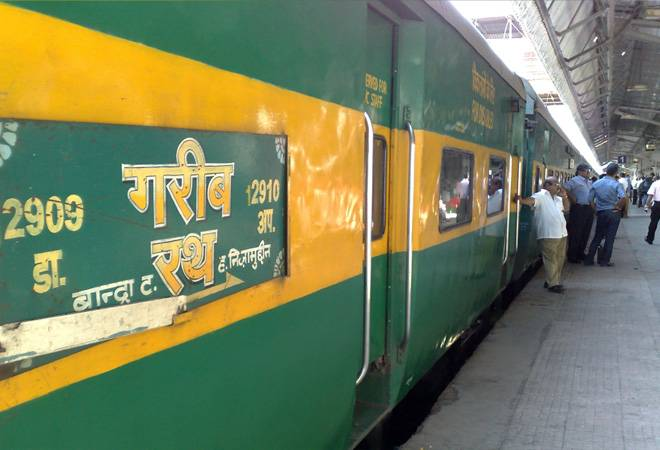 Garib Rath train restored on 2 routes, no plans yet to replace them: Railways