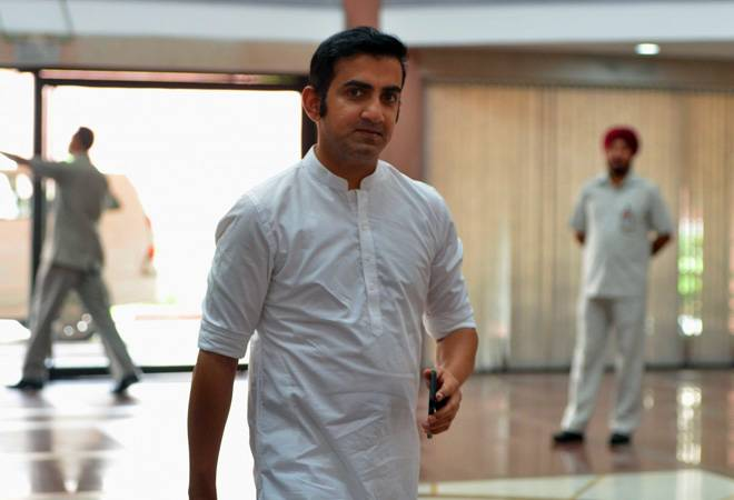 BJP MP Gautam Gambhir pitches for proper waste management in Delhi