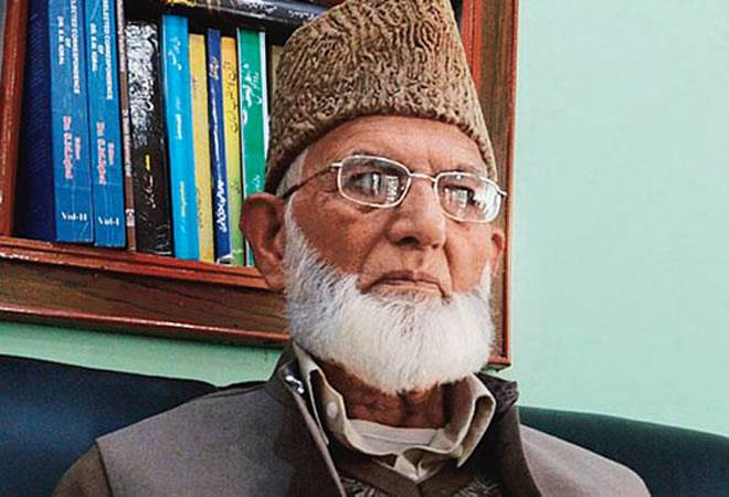ED slaps Rs 14.40 lakh penalty, confiscates Rs 6.8 lakh in FEMA case against separatist Syed Ali Shah Geelani