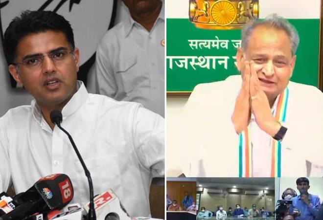Rajasthan political crisis: Tussle continues; Congress asks Sachin Pilot to make 'ghar wapsi'