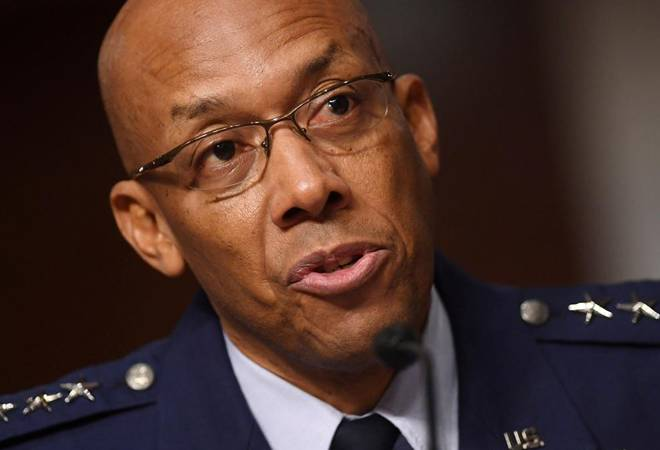 US Senate confirms Gen. Charles Brown as first black service chief of US Air Force
