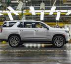 General Motors doubling down on SUVs, unveils redesigned Chevy Tahoe, Suburban