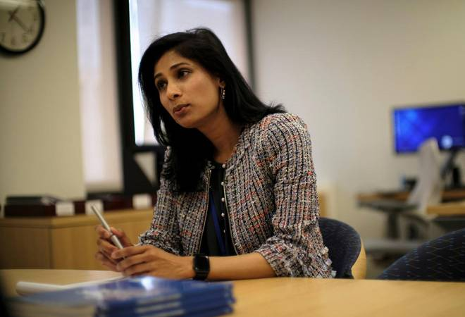 Growth projections for June may be worse than April's: IMF's Gita Gopinath