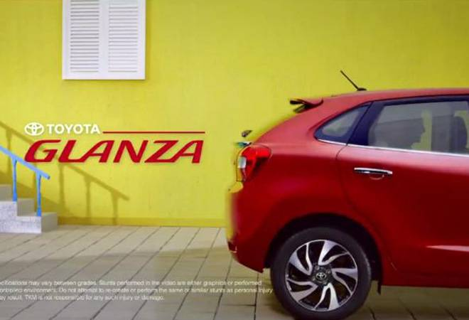 Toyota Glanza launched in India at Rs 7.22 lakh; here're the details
