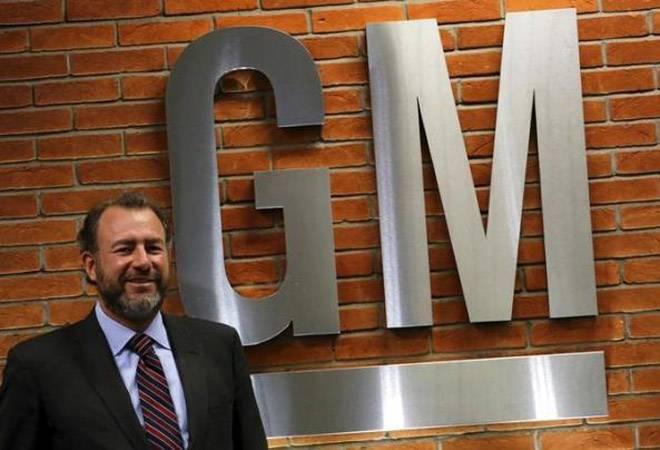 Dan Ammann, President of General Motors