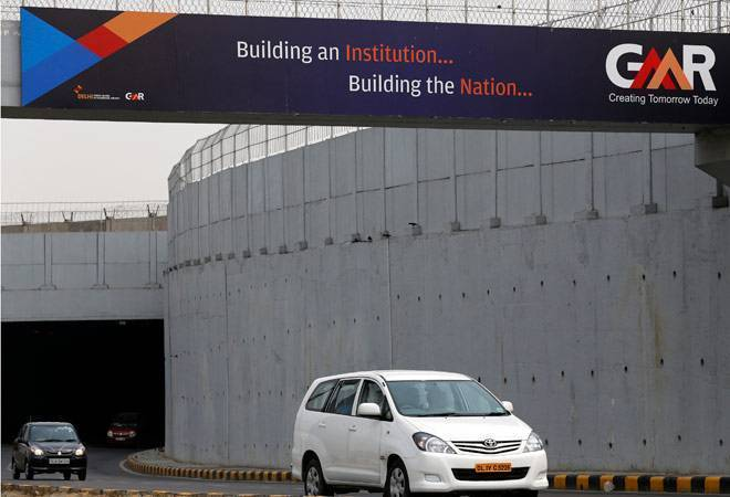 GMR Infrastructure bags contract to manage Nagpur airport