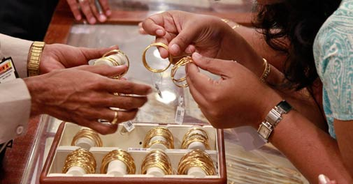 Swiss money trail leads to gold and diamonds