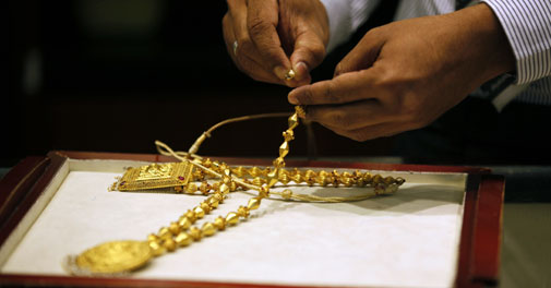 RBI tightens norms for lending against gold jewellery