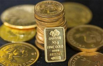 Coronavirus: Gold prices ease on firm dollar, signs of COVID-19 slowdown