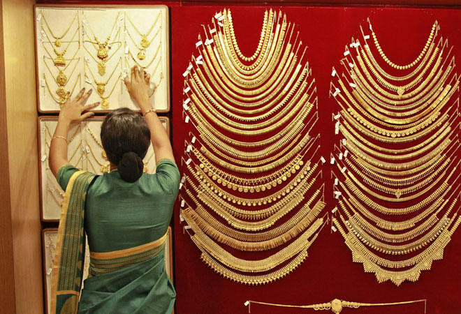 Gold imports rise 78.33 per cent to $3.13 billion in April