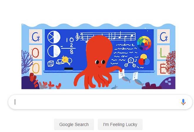 Teachers' Day: Google Doodle pays tribute to teachers on 131st birth anniversary of Dr S Radhakrishnan