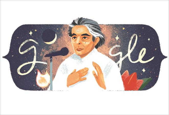Google published a doodle celebrating the famous lyricist Kaifi Azmi. Here's all about Azmi