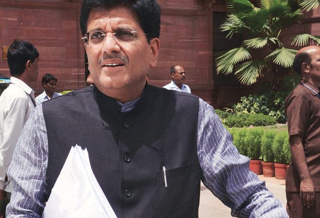 Power and Coal Minister Piyush Goyal