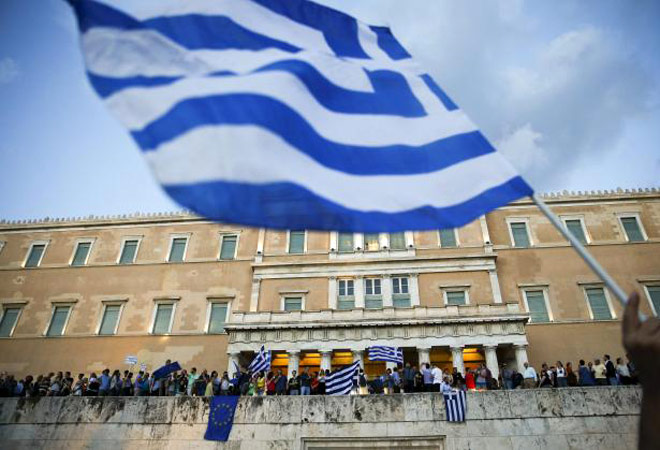 Greece sets capital controls, six-day bank shutdown