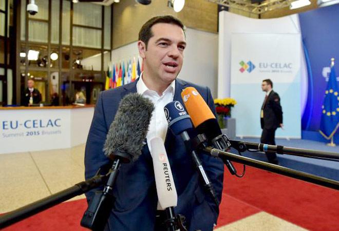 Greek Parliament backs referendum on bailout