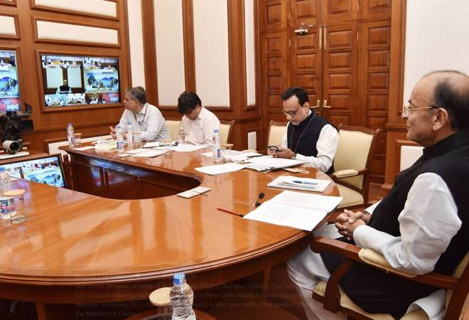 GST Council meet: Govt to own 100% of GSTN; sugar cess faces opposition from states