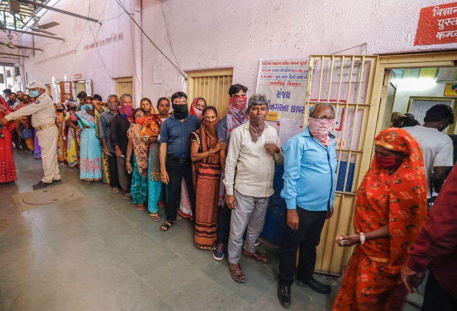 Gujarat Municipal Corporation Election Results Live updates: BJP wins in Rajkot, Jamnagar, Bhavnagar and Vadodara