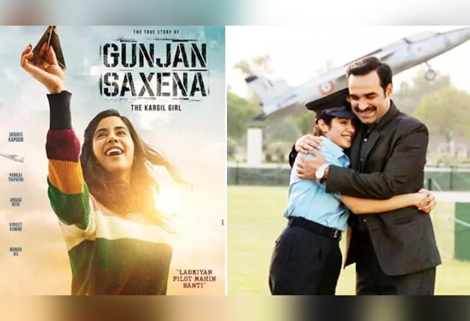 Gunjan Saxena: Here's how B-town supported Janhvi Kapoor-film amid criticism
